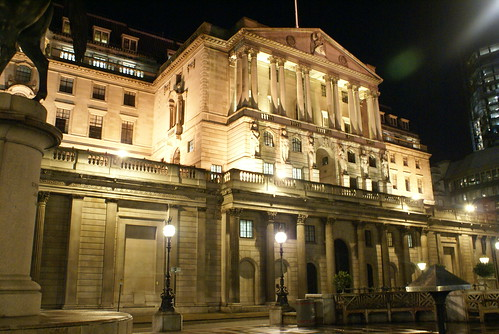 Bank of England, London, UK