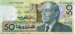 Países y monedas de África