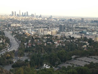 View from Mullholland Dr.  2
