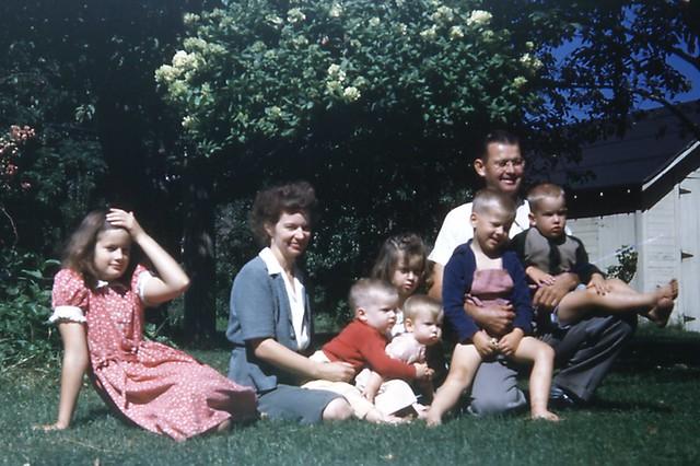 My family 1946?