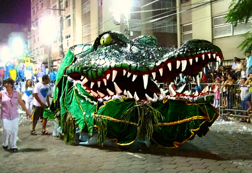 Alligator - Friburgo - Carnaval 2007