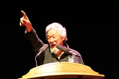 David Suzuki - Thunder Bay 2007