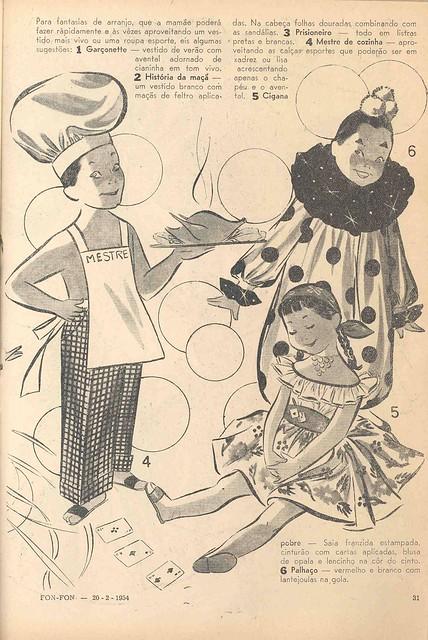 Fon Fon, No. 2446, 20 February 1954 - 10