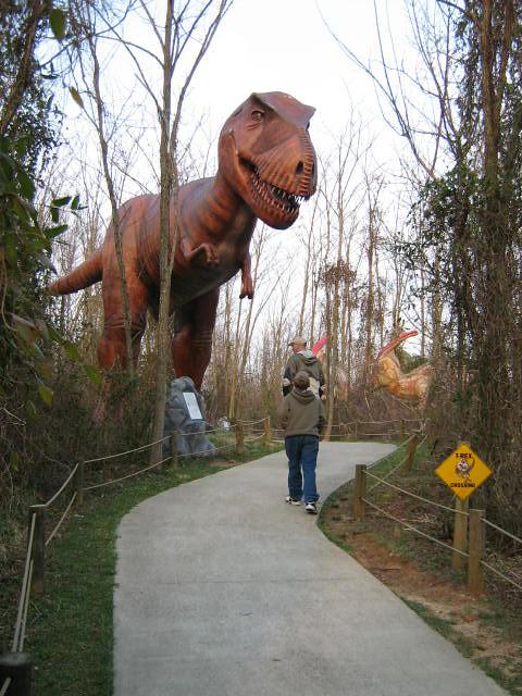 Dinosaur World Ky 12 Explore Red Clover 39 S Photos On