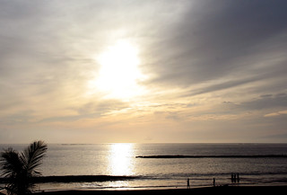 Image of Playa de Fañabe. beach evening tenerife canaryislands hisgett fanabe