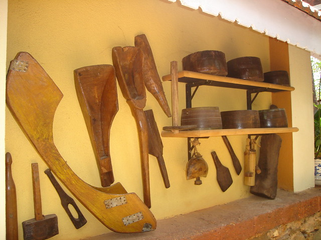 More implements of the past