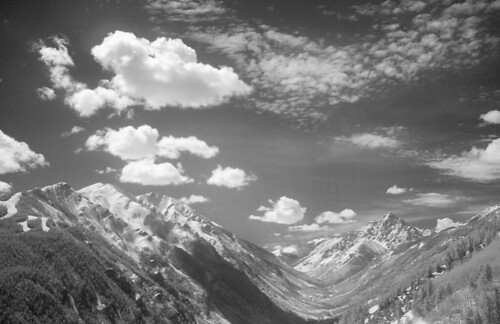 mountain landscape rocky cumulus infrared pointandshoot altocumulus