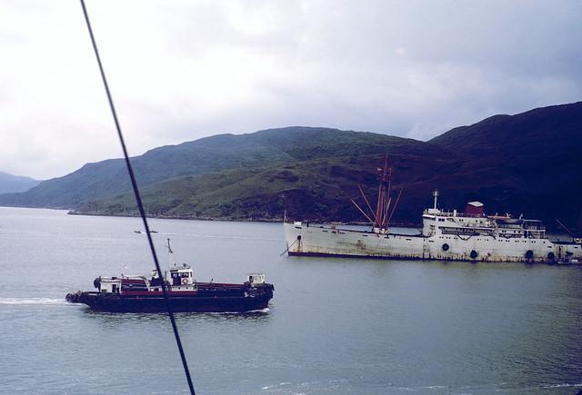 Qui Nhon Harbor - Cảng Qui Nhơn