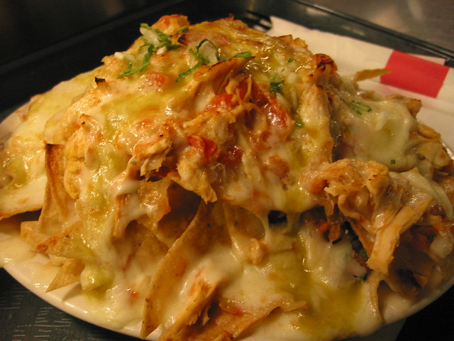 Chicken Nachos | Flickr - Photo Sharing!