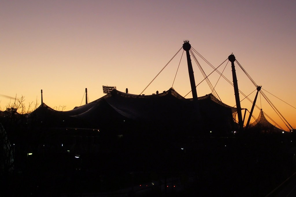 Olympic Park - Night