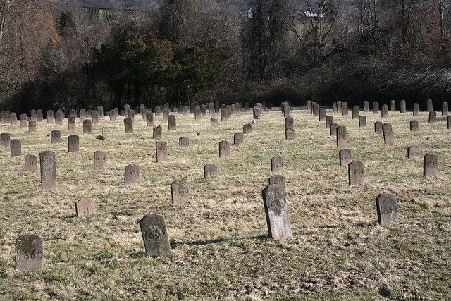 The Connecticut Valley Hospital Cemetery  Flickr  Photo