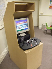 machine, furniture, video game arcade cabinet,