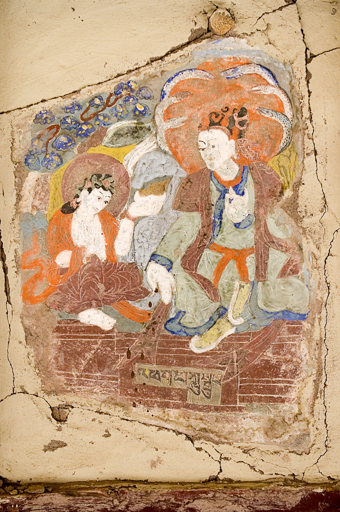 Nagarjuna, Hemis Monastery, Ladakh