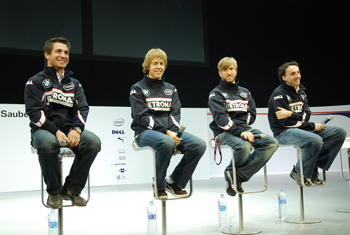 Drivers interview