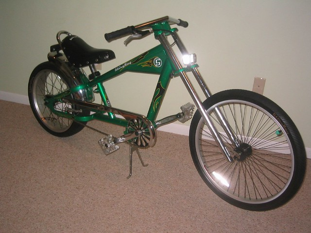 Orange County Chopper Schwinn Bike Flickr Photo Sharing