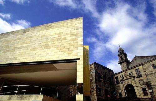 Centro Galego de Arte Contemporanea (CGAC)