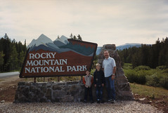 Hendricks Boys 1986 (Rocky Mountain National Park Style)