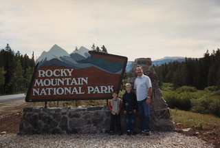 Hendricks Boys 1986 (Rocky Mountain National Park Style)