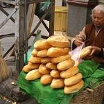 Fresh Loaves of Bread - Hanoi, Vietnam