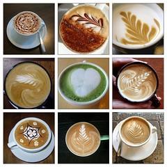 拉花 Latte Art