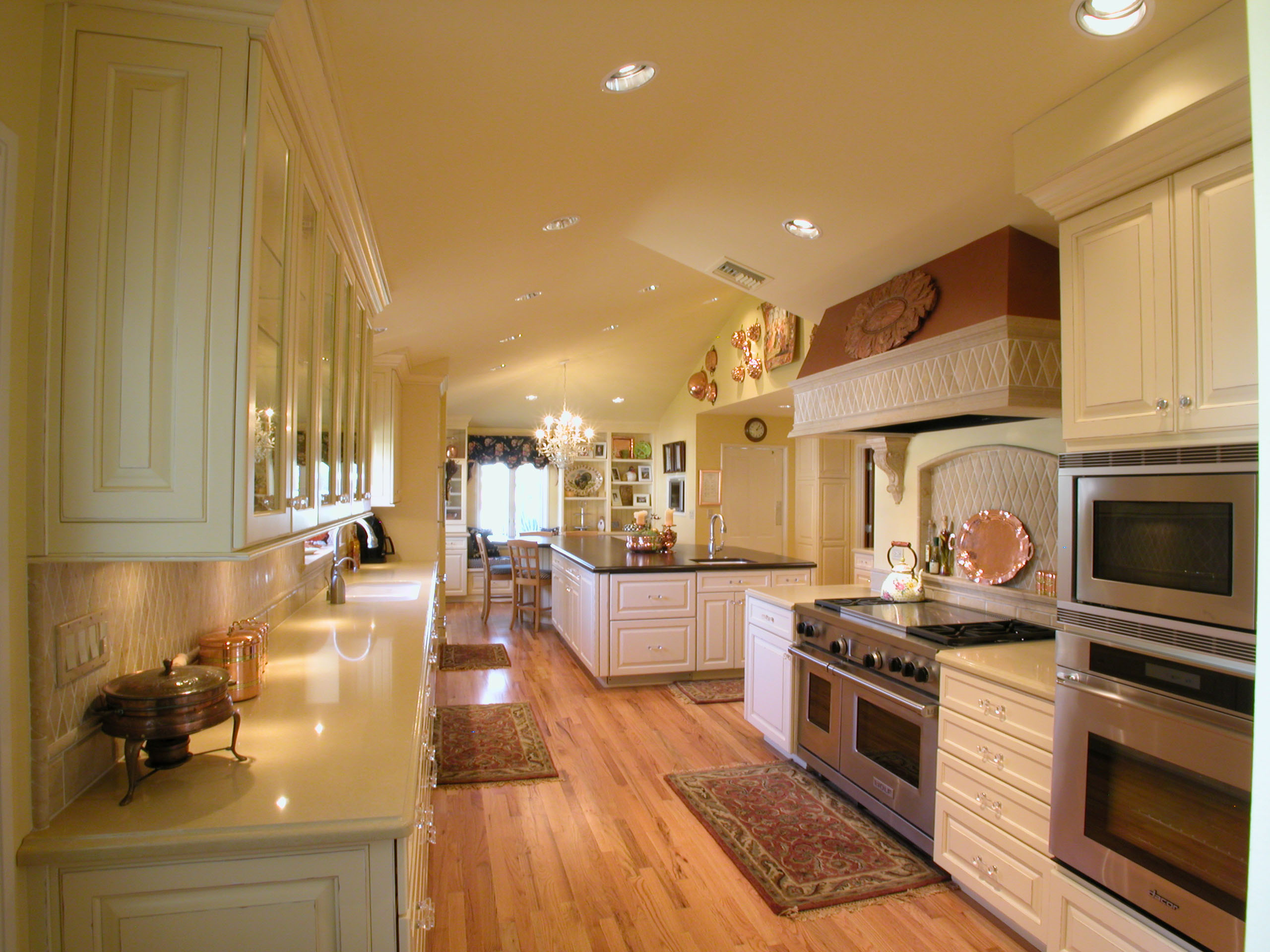 Small Kitchen Island And Dining Room Combo