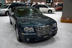 automobile, sport utility vehicle, vehicle, automotive design, auto show, chrysler 300, chrysler, sedan, land vehicle, luxury vehicle, motor vehicle,