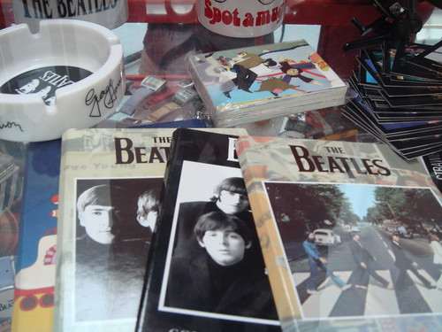 Exposição: The Beatles Exhibition