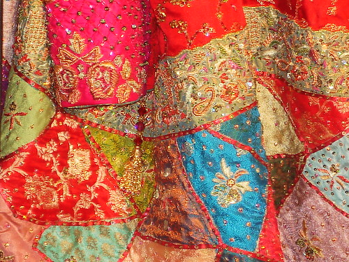 Desi Aplique & Hand Embroidery