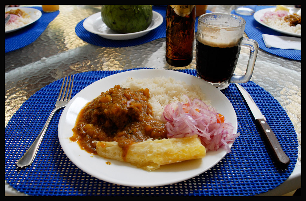 Typical Peruvian Food: Seco Norteño