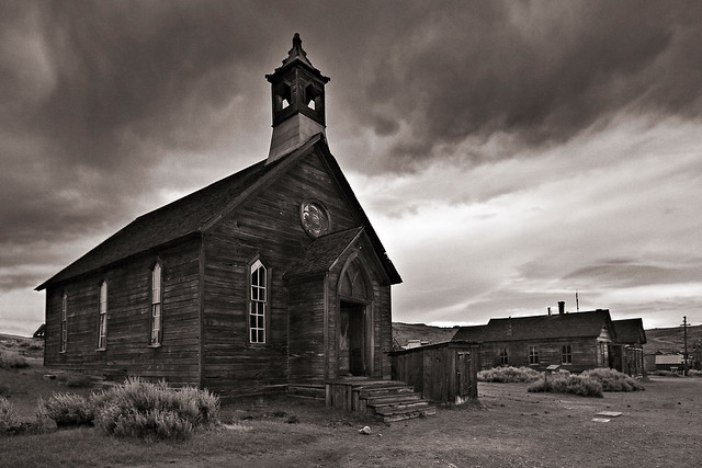 Bodie Church Reprocess