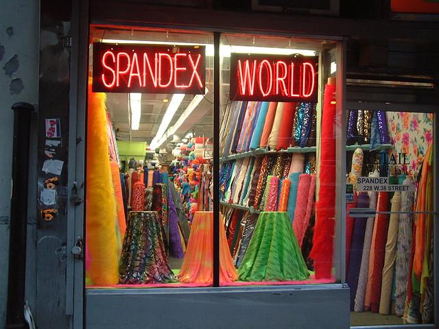 Spandex World Inc - Garment District - 7 tips