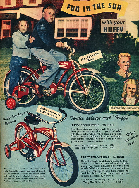 Billy and Ruth Toy Catalog