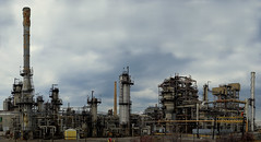 Refinery in GTA on New Years Day