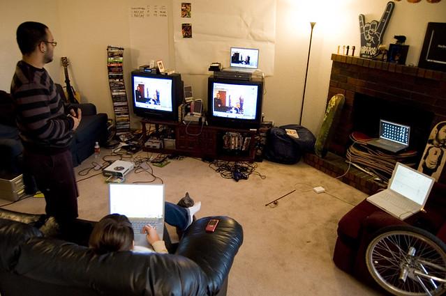 Best living room ever flickr photo sharing for Best living room ever