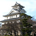 Small photo of Nagahama Castle