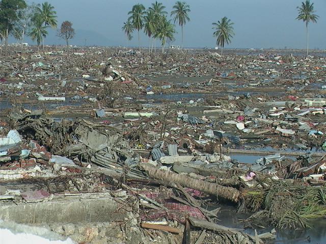 Cerita Hantu - Angkernya aceh pasca tsunami