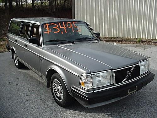 89 Volvo 240 Wagon