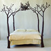 Iron tree bed ~ Shawn Lovell Metalworks