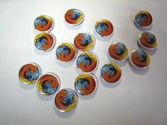 Firefox buttons