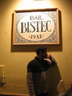 Bar Bistec - Triana District - Sevilla, Spain