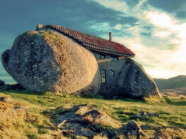 Casa de piedra (Portugal)