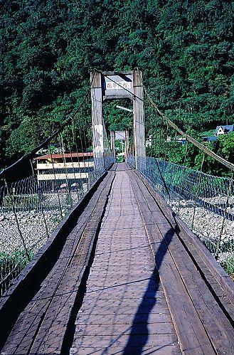 L380橫山內灣吊橋