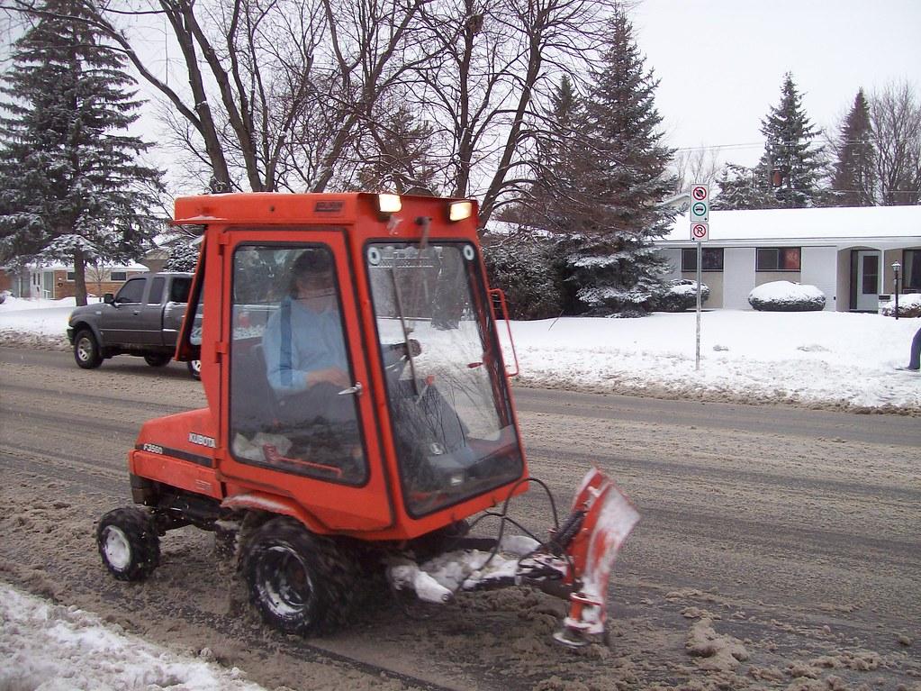 Brandon plow