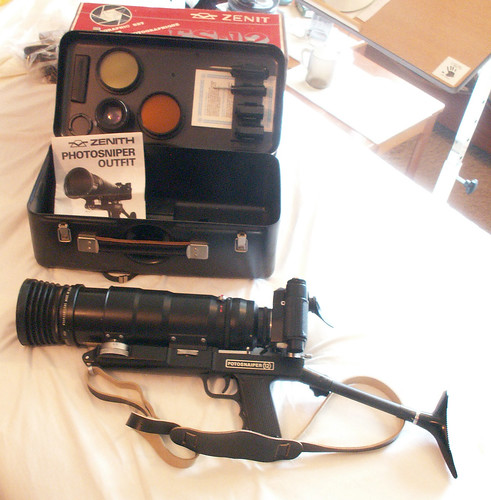 Zenit Photosniper FS12