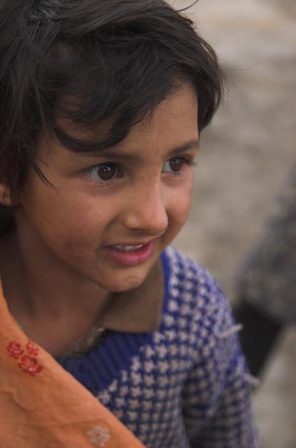Young Girl - Azad Kashmir