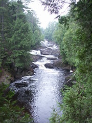 Moxie Falls - The Forks, Maine 2