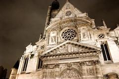 Église St. Étienne du Mont