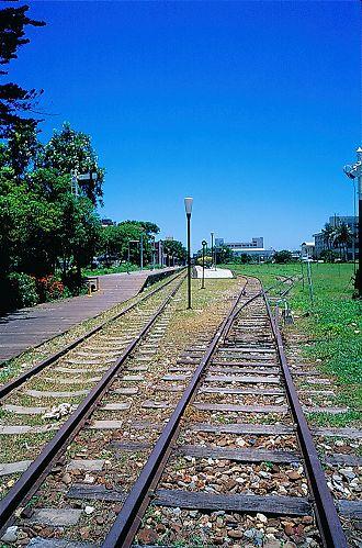U182台東舊鐵道自行車道