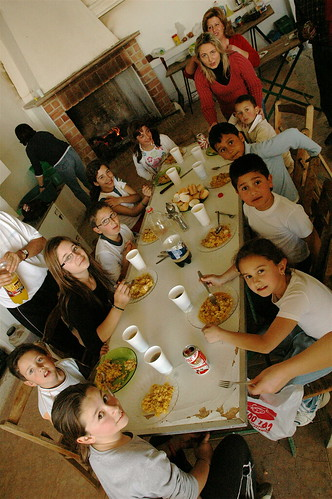 The KIDS´table.