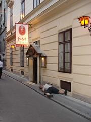 Fatal Restaurant, Budapest, Hungary